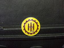 Pin Lanz Bulldog HL Logo Trecker Traktor - 2  cm