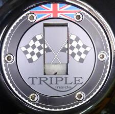 Tank Deckel Pad Triumph Tiger 800 955i 1050 1200 Explorer