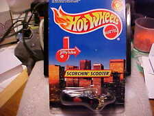 Hot Wheels Jiffy Lube Scorchin' Scooter