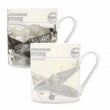Haynes Supermarine Spitfire Heat Changing Magic Coffee Mug