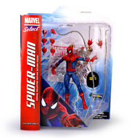 MARVEL SELECT MASKED SPIDER-MAN 2 ACTION FIGURES TOY SPECIAL COLLECTORS EDITION