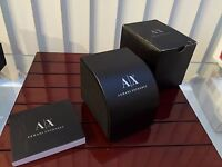 Armani Exchange Watch Box New (b)
