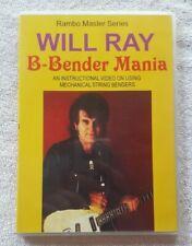 Will Ray B Bender Mania Dvd Instructional Video