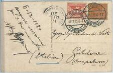 71394 - FRANCE - Postal History: Haute-Silésie - Italian Contingent in SARRE