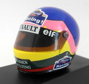 Minichamps 1/8 Scale diecast 380 960096 Bell Helmet Jacques Villeneuve 1996