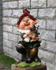 Zwerg  Design 4 33 cm Hoch  Garten Gartenzwerg Figuren Dekoration 13002 - 4