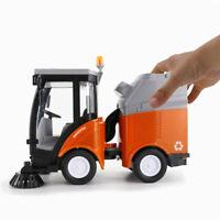 Straßenkehrer Kehrmaschine LKW Spielzeugauto Modellauto Spielzeug mit