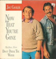 """JOE COCKER - Now That You´re Gone      12"""" Maxi  Single VG+"""