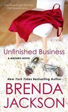 Unfinished Business - Brenda Jackson (Paperback)