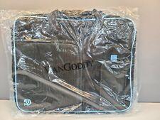 VanGoddy Laptop Notebook Shoulder Bag Backpack Breifcase blue new