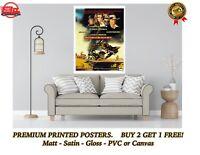 Lego Batman Characters Large Poster Art Print Gift A0 A1 A2 A3 A4 Maxi