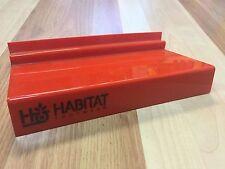 Orange Habitat Shoe Slat