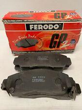 Honda Accord Civic Legend Odyssey Front Brake Pads Ferodo DB1393GP NOS