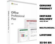 Microsoft Office 2019 Pro Plus Professional Plus | orig. Productkey per EMAIL