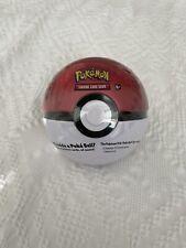 More details for pokemon tcg pokeball tin (new & sealed)