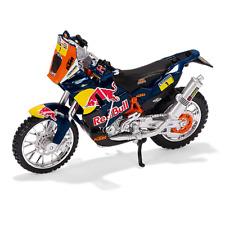 More details for 2019 red bull ktm racing motogp mx dakar rally diecast bike 1:18
