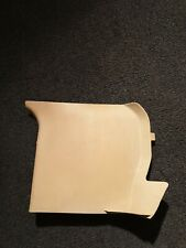 Mercedes W124 Coupe Cream Foot Rest Cover Right Side 1246800306