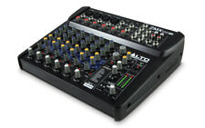 Alto Zephyr ZMX122FX 8-Channel Live Performance Mixer with Effects ZMX122 FX