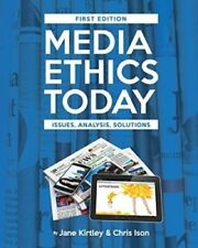 Mass Media Ethics (First Edition) by Jane Kirtley (2015, Paperback)
