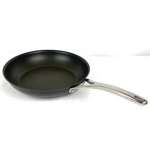 """Anolon Nouvelle Copper 12"""" Skillet Frying Pan Hard Anodized Nonstick 30cm Q17T"""