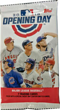 Just4 - Topps 2018 Opening Day Baseball May Have Autographs & Relic Cards. Unope