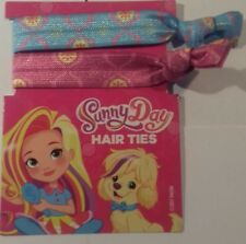 SUNNY DAY - HAIR TIES - ÉLASTIQUES A CHEVEUX POUR FILLE - NEUF