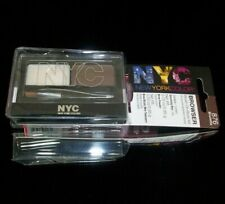 NEW NYC COLORS BROWSER BRUSH-ON BROW KIT EYEBROW MAKEUP COSMETICS #876 BRUNETTE