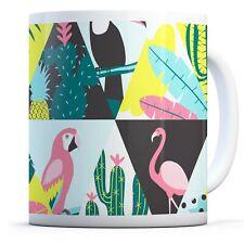 Tropical Bird Print - Drinks Mug Cup Kitchen Birthday Office Fun Gift #8637