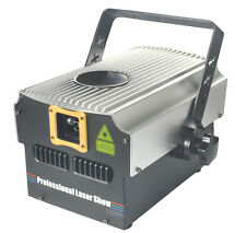 3000mW ILDA stage Full Color Laser light with Pangolin's QuickShow Projector 3W