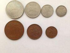1964 Norway 7 coin set BU