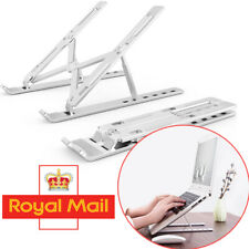 Adjustable Folded Laptop Stand Aluminium Macbook Pro Support Holder Tablet Stand