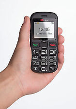 Ttfone Jupiter 2 Big Button Easy Senior SIM Mobile Phone Emergency Butto