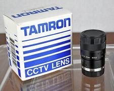 "Tamron CCTV 2/3"" 50mm F/2.8 High-resolution Machine Vision Camera Lens 23FM50"
