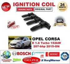 PARA OPEL CORSA E 1.6 Turbo 152kW 207-bhp 15-> BOBINA DE ENCENDIDO 7 PINES