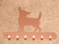 Miniature Pinscher Leash Rack Key Coat Hook Wall Decor