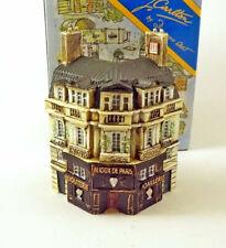 Nib J Carlton Gault French Miniature Paris Bijoutier Gaillerie Building