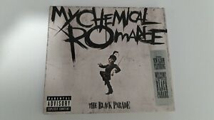 MY CHEMICAL ROMANCE: The Black Parade 2006 CD Album. Excellent.