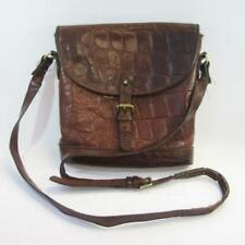 Mulberry Vintage Brown in pelle Congo Crossbody Borsa a Tracolla Sella