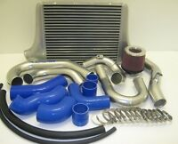 BA/ BF XR6 Stage 3 Street Pro Bar & Plate Intercooler Kit with CAI - 500x400x90
