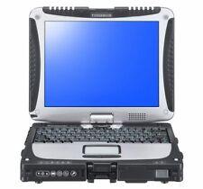 Panasonic Toughbook CF-19 i5 MK5 4GB RAM 128GB SSD Win 7 Pro 1 Year Warranty