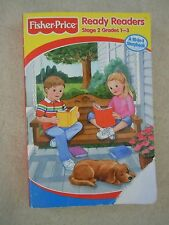 FISHER-PRICE READY READERS BOOK STAGE 2 GRADES 1-3