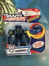 Transformers Animated Activators SOUNDWAVE Decepticon Hasbro