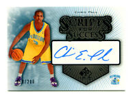 CHRIS PAUL 2005-06 Upper Deck SP Signature Scripts for Success Rookie Auto /200
