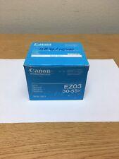 Canon Micrographics Zoom Lens Ez03 M38-0821
