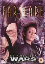 FARSCAPE: THE PEACEKEEPER WARS Movie POSTER 27x40 UK