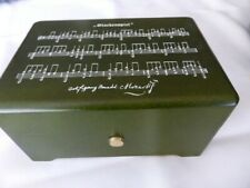 "REUGE - Pure Sainte Croix music box - Mozart ""Glockenspiel"""