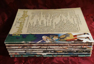 Readers Digest Reading Copy Lot 1944 issues