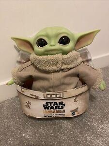 "Mattel Star Wars: The Mandalorian - The Child 11"" Plush Toy (GWD85)"