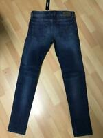 NWD MENS Diesel SLEENKER Stretch Denim 084QJ DARK BLUE SLIM W29 L32 H5.5 RRP£160