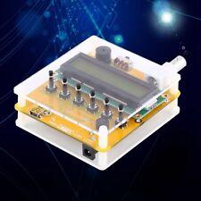 DC12V Kurzwellen Antenne Analysator Wave Tester 1-60MHz Q9 Kopf Digital LCD